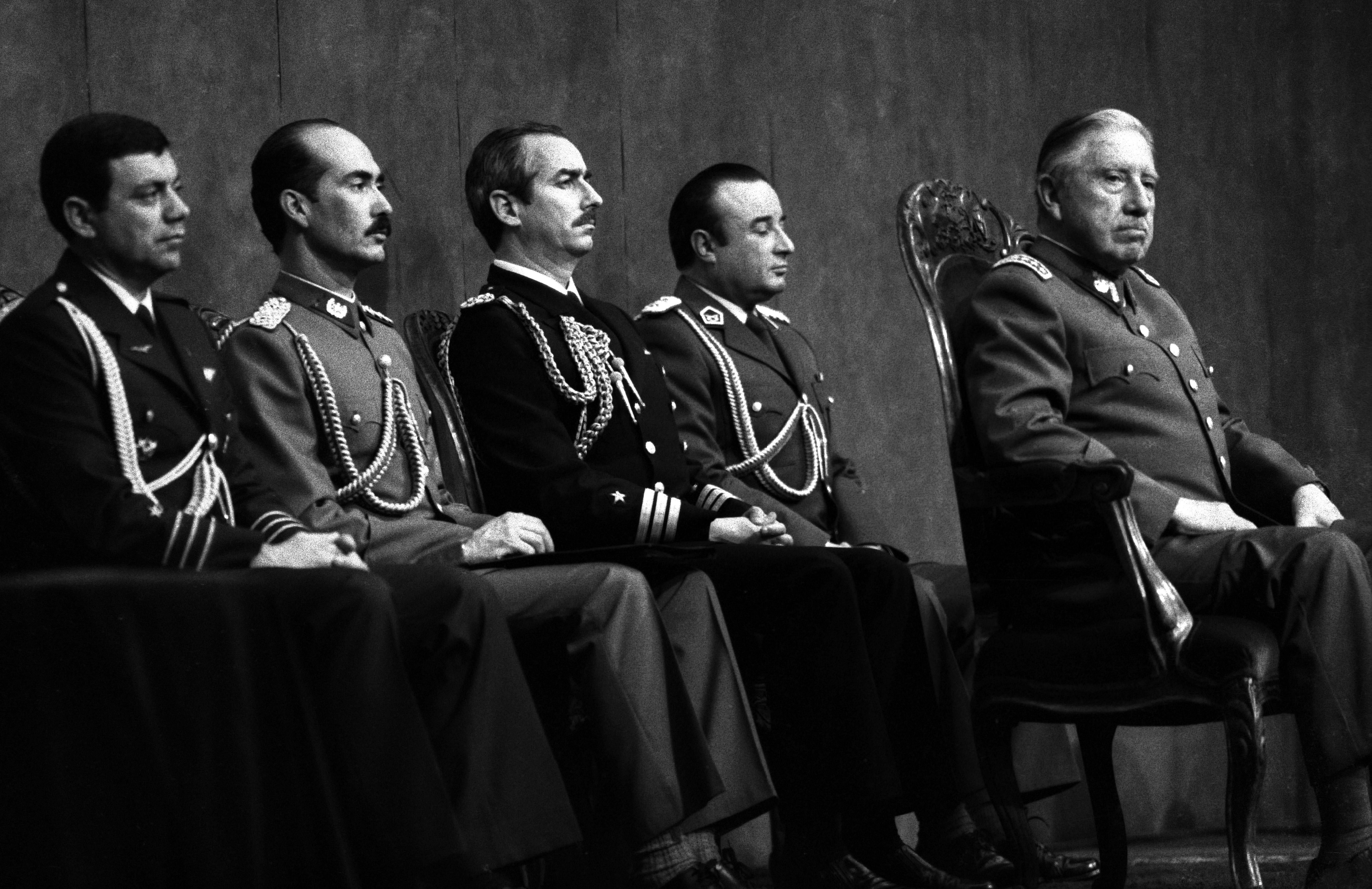 Coffret DVD Le Procès de Pinochet