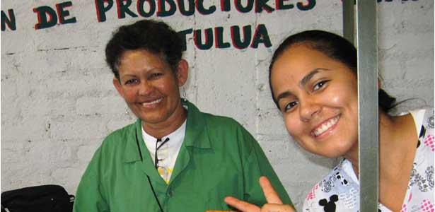Réseau de Marchés Agro écologiques Paysans de la Vallée du Cauca en Colombie