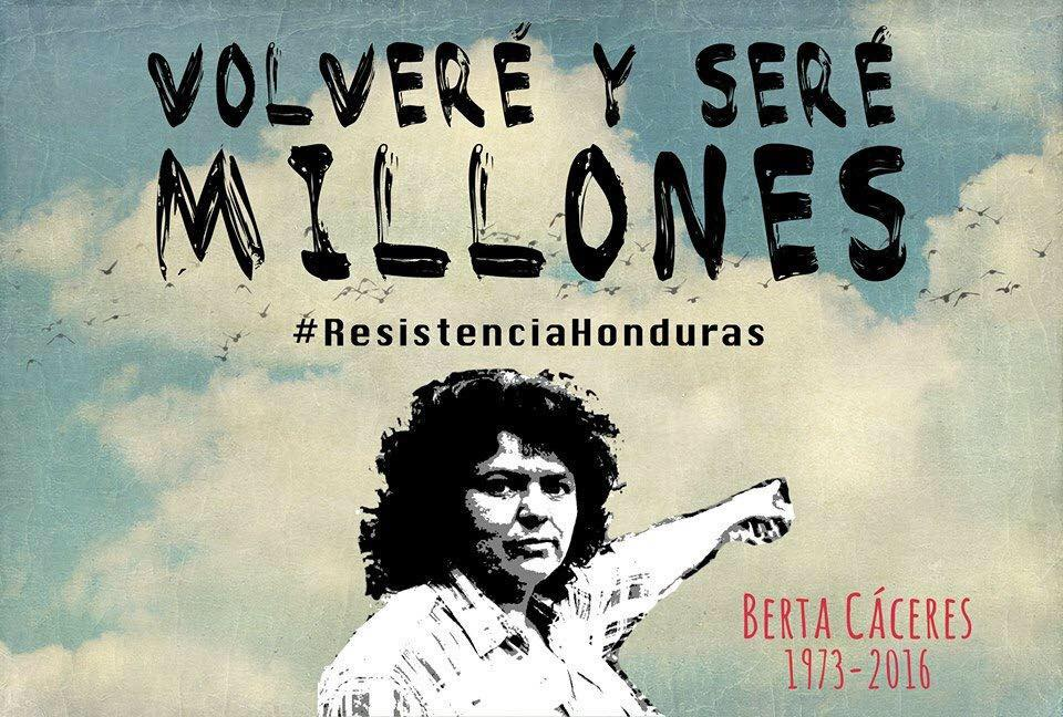 Au Honduras, les tueurs de Berta Cáceres condamnés (François-Xavier Gomez/ Libération)