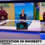 Bresil -destitution de Rousseff