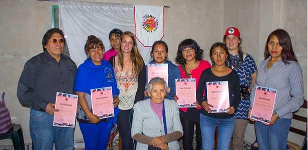 Bolivie: La radio des Bartolina Sisa
