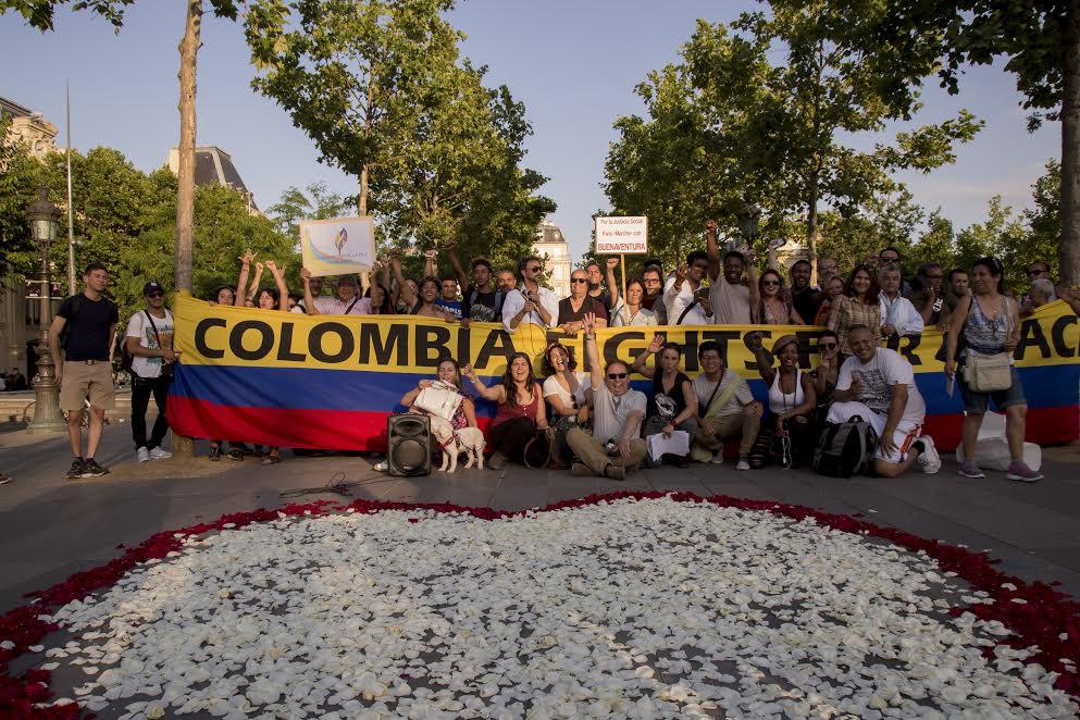 Communiqué sur la grève civique de Buenaventura et la persécution des leaders sociaux et défenseurs de droits humains en Colombie