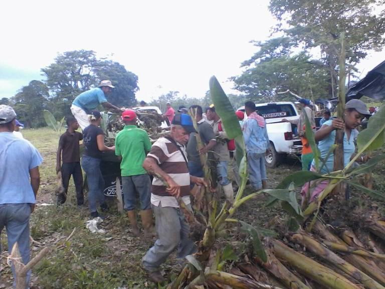 Venezuela: des paysans de Mérida récupèrent des terres d'un grand propriétaire qui finance la violence