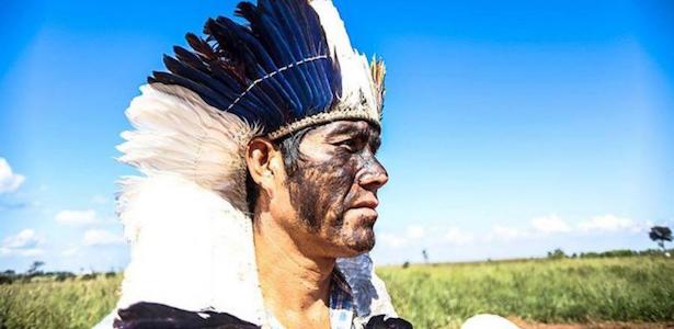 Brésil : Rencontre vidéo avec Ladio Veron, tribu des Guarani-Kaiowá