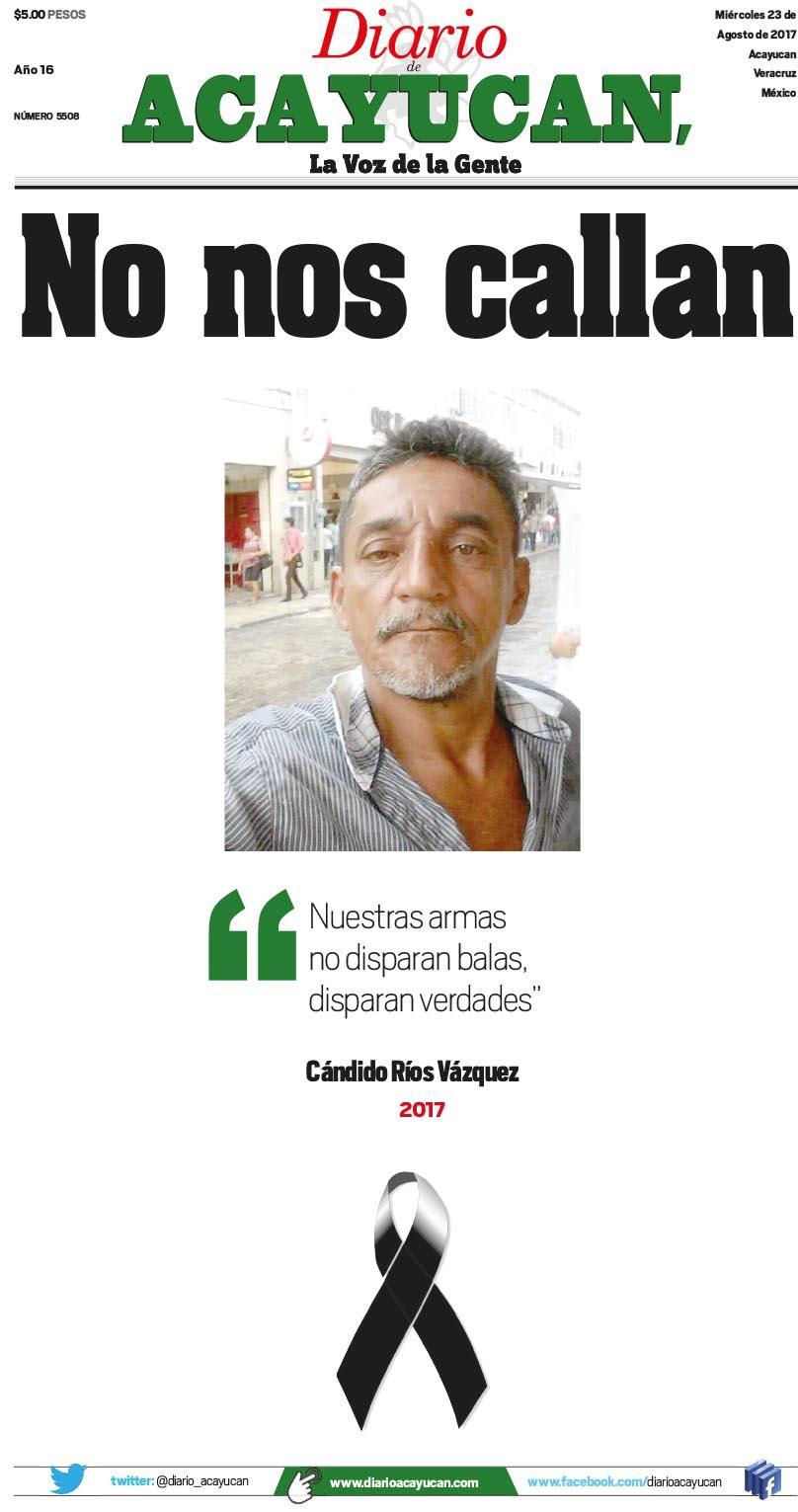 Mexique. Un nouveau journaliste meurt dans son combat contre la corruption