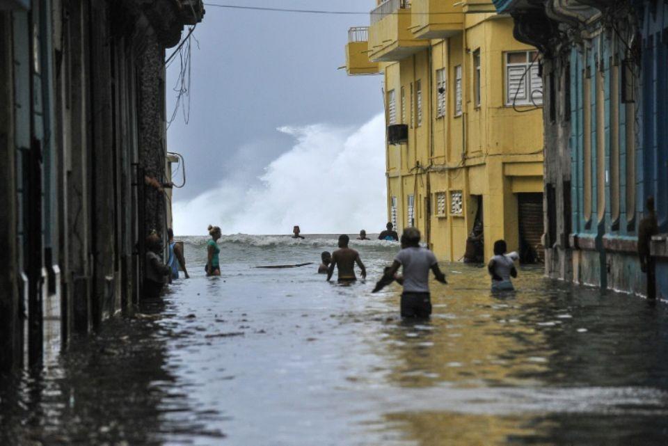 L'ouragan Irma à Cuba