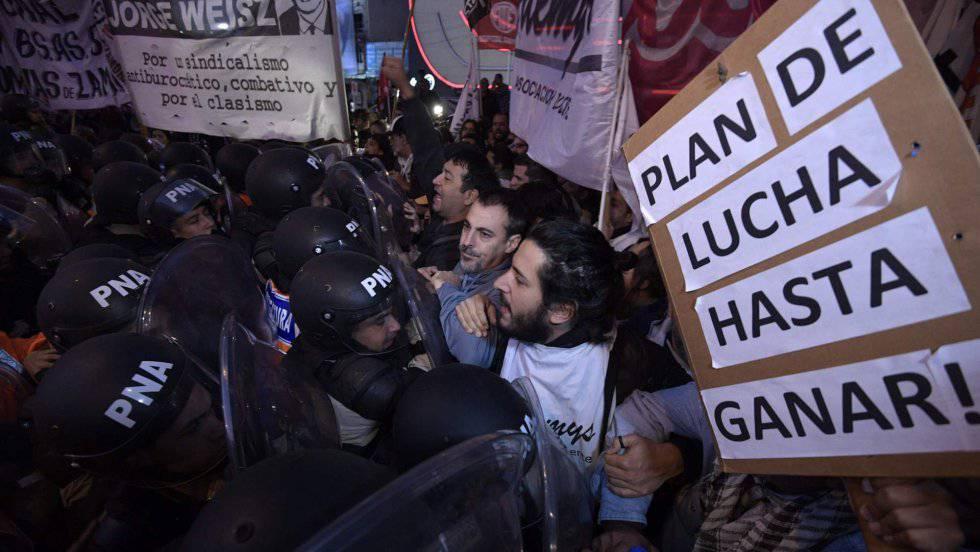 Argentine : la politique est aussi une dynamique de l'imprévu (le point de vue de Eduardo Lucita/ Contretemps)