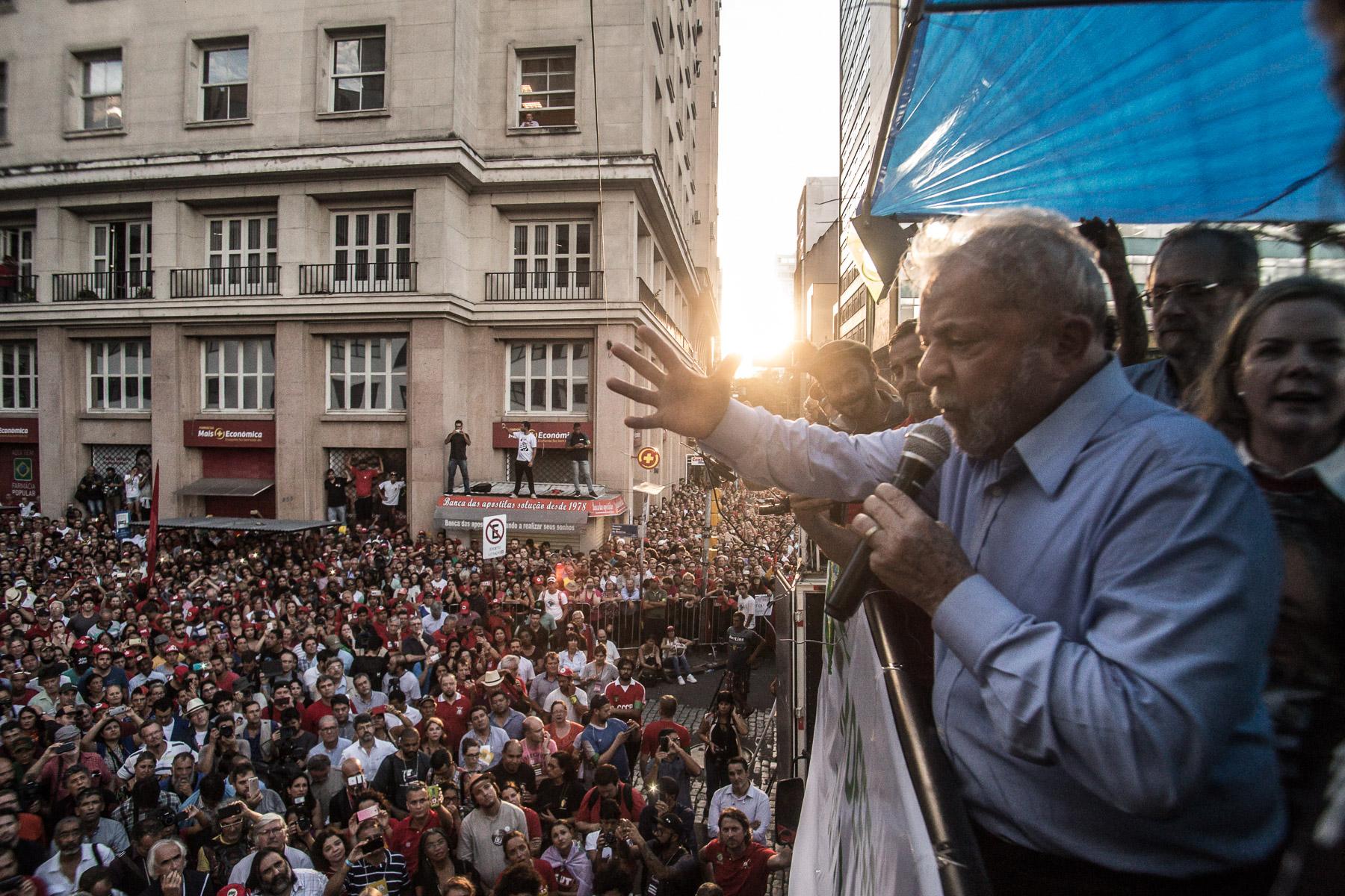 Lula : une condamnation courue d'avance (Autres Brésils)