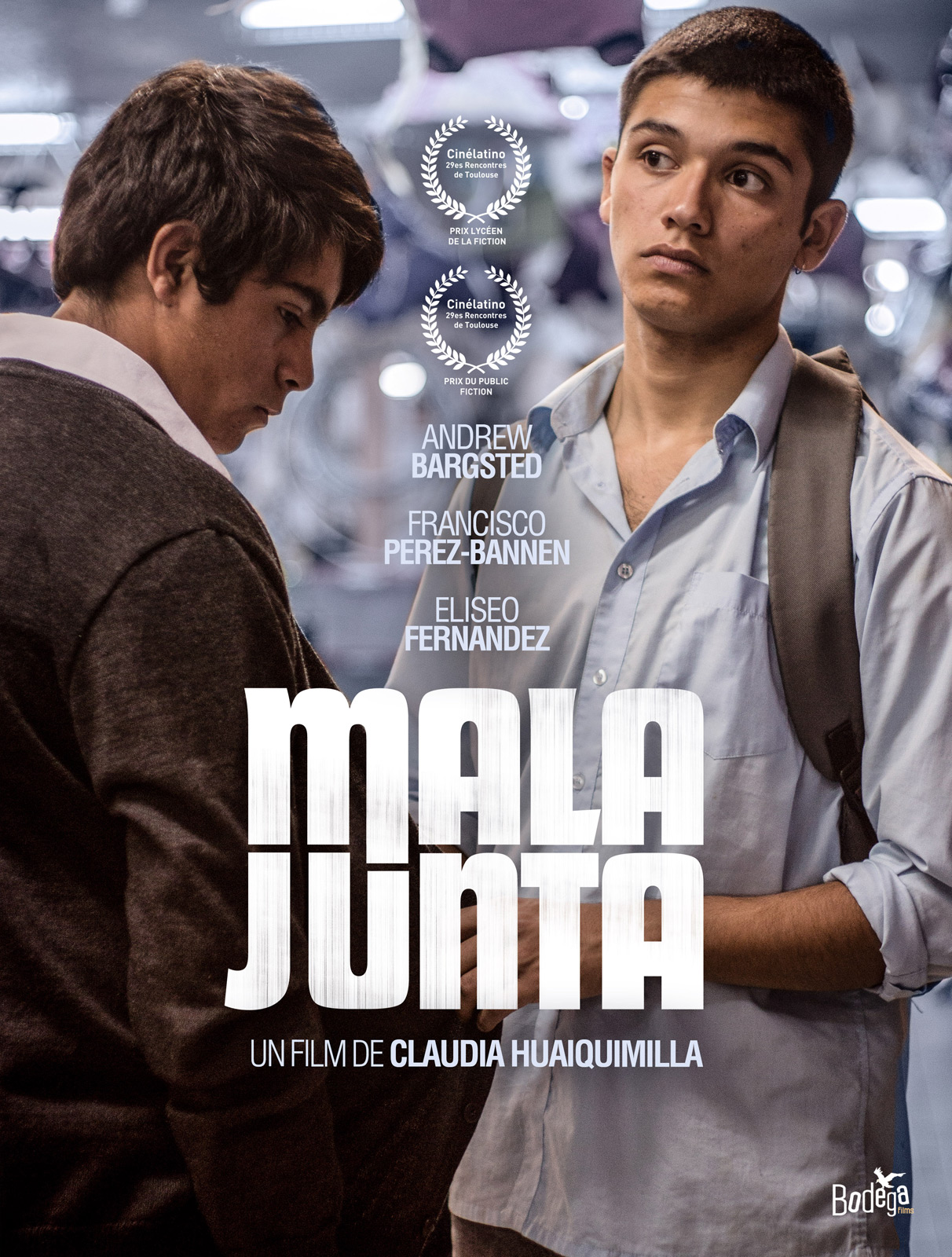 Mala Junta, film chilien: projection-débat avec FAL Martigues
