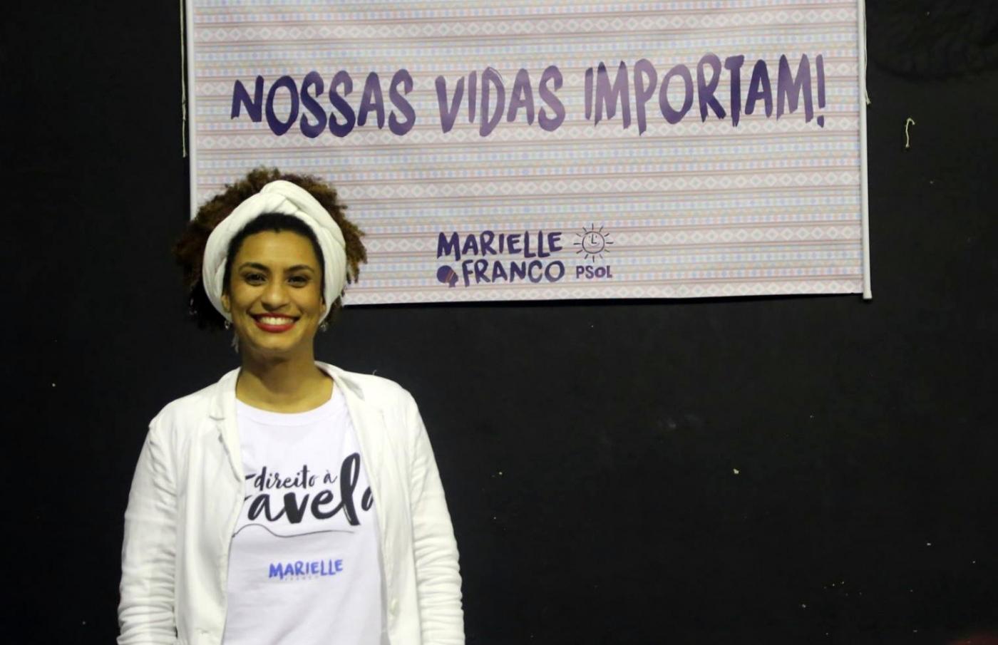 Brésil: « Effet Marielle » : les femmes noires s'engagent en politique sur les traces de la conseillère municipale/ (Giorgia Cavicchioli/ Ponte/ Autres Brésils)