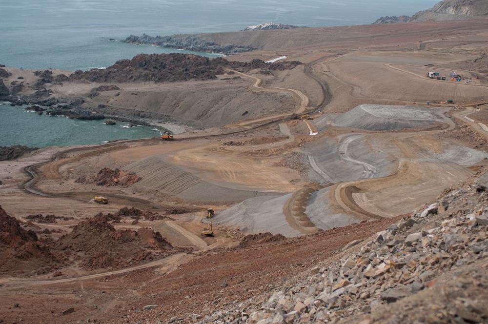 Engie pollue le nord du Chili avec d'antiques centrales à charbon (article et reportage photos de Marion Esnault/Reporterre)