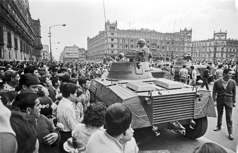 Mai 68 en Amérique latine, l'influence de Cuba et la théologie de la libération (Entretien avec Christophe Ventura/ Les yeux du monde)