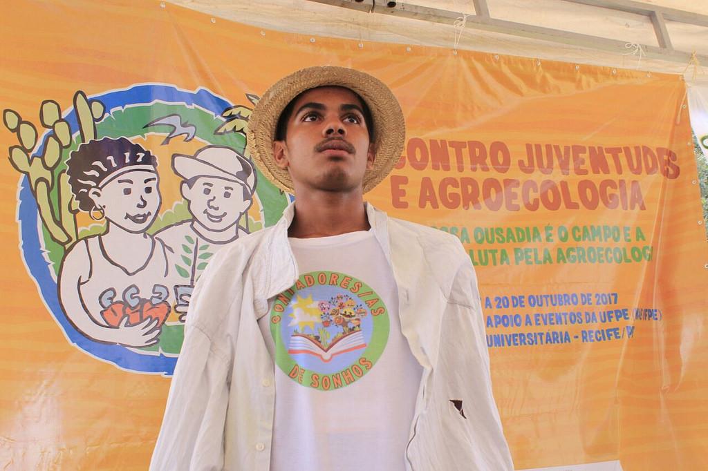 En Amérique Latine, l'agroécologie est une lutte profondément politique (Florence Poznanski/ANA/ CCFD)