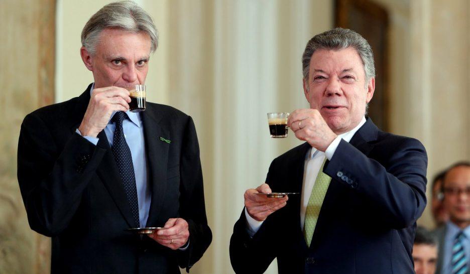 Colombie: la peur de la mort règne chez Nestlé (Christophe Koessler/ Le Courrier)