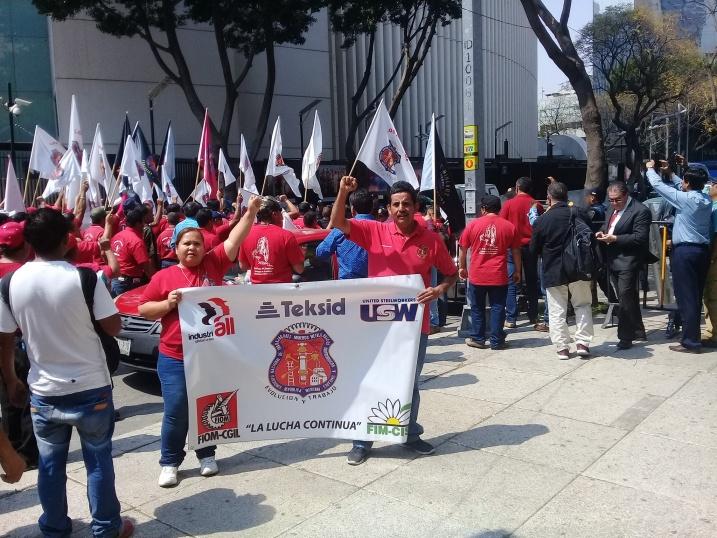 Luttes syndicales en Amérique latine (IndustriALL Global Union)