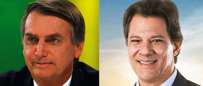 Brésil : vers un duel entre gauche et extrême-droite à la présidentielle ? (Erika Campelo, Glauber Sezerino/BastaMag)