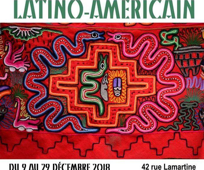 Vente d'artisanat solidaire du 9 au 29 décembre. Marché de Noël latino-américain – Espace Lamartine