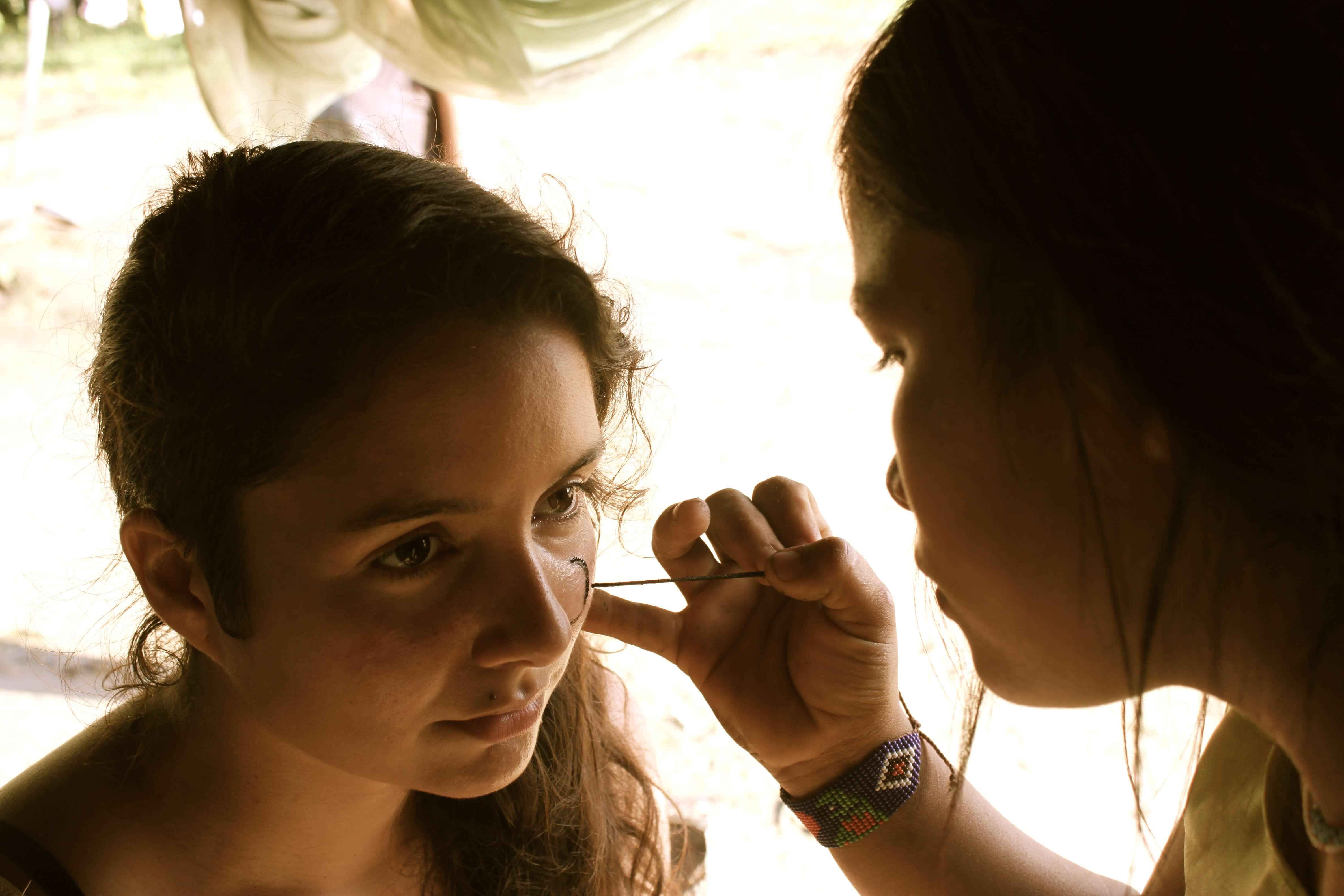 Lucía, notre volontaire auprès de la Fondation Pachamama en Équateur