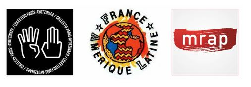 Remise de la lettre s'opposant à l'invitation adressée par François Hollande au président mexicain Enrique Peña Nieto