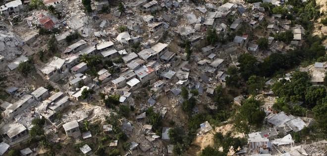 Haïti : le temps s'est-il arrêté ?