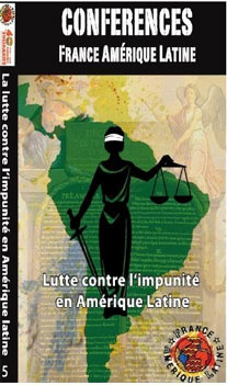 DVD 5 : Lutte contre l'impunité en Amérique Latine