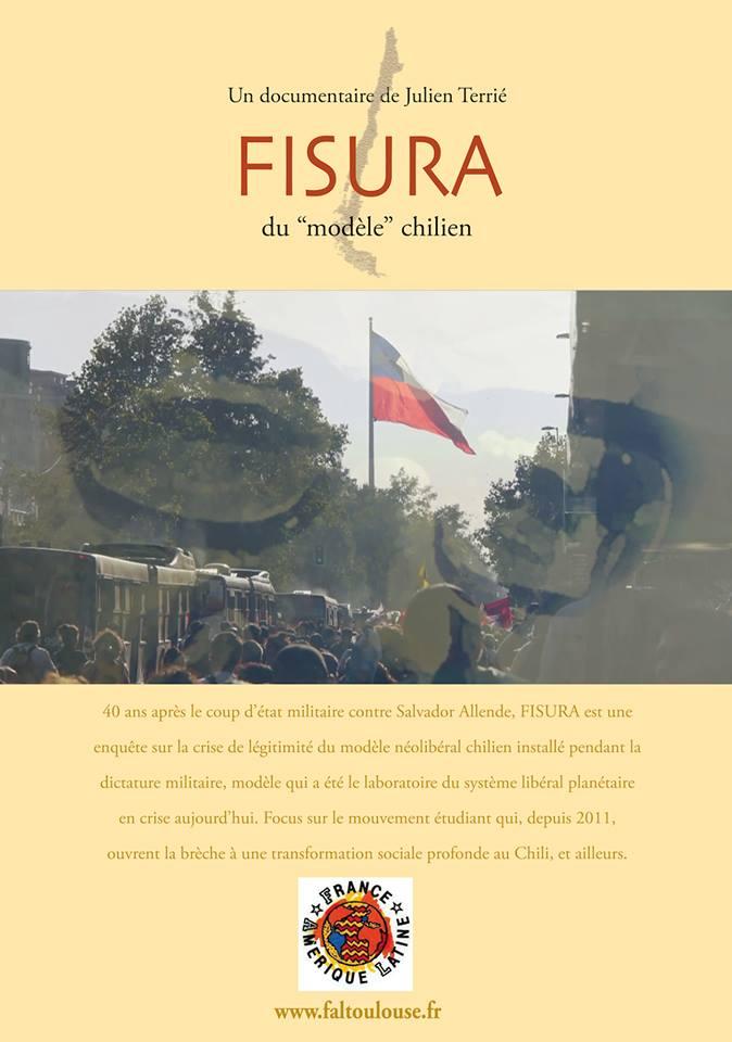 """""""FISURA"""" du modèle chilien"""