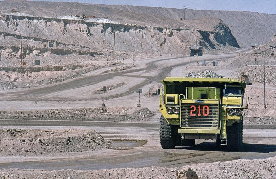 Quand l'industrie minière assèche les fleuves et désertifie les villes
