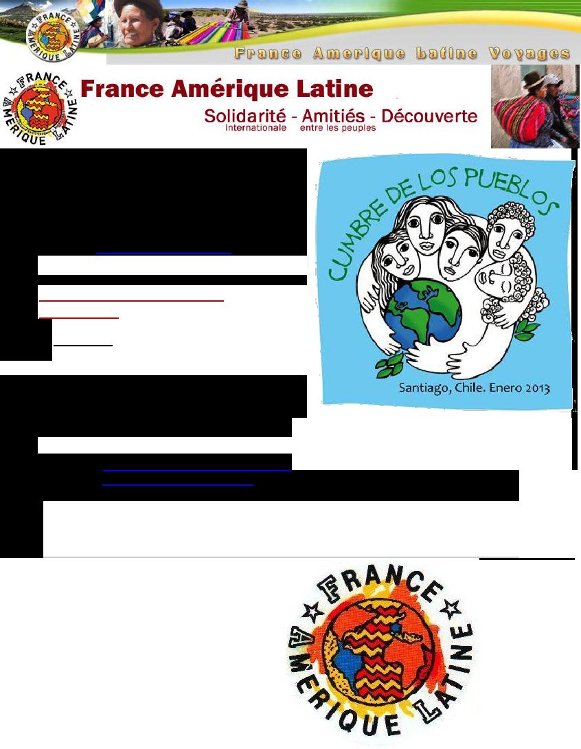 La lettre de FAL Marseille janvier 2013