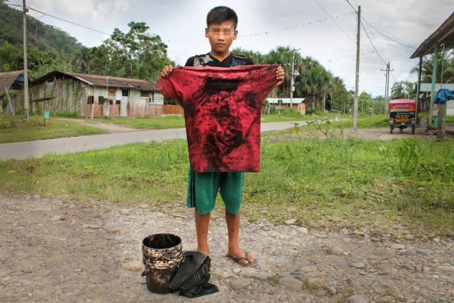 Marées noires au cœur de l'Amazonie péruvienne