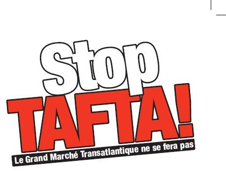 """12ème cycle des négociations sur le TAFTA – """"Allô le PS : pas d'ISDS ! (bis)"""""""