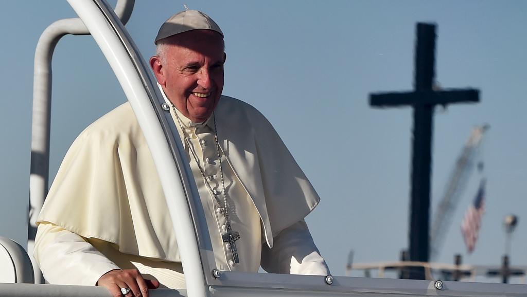 Le pape quitte le Mexique après une messe à Ciudad Juarez