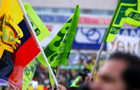 La révolution citoyenne en Équateur et la nouvelle conjoncture latino-américaine