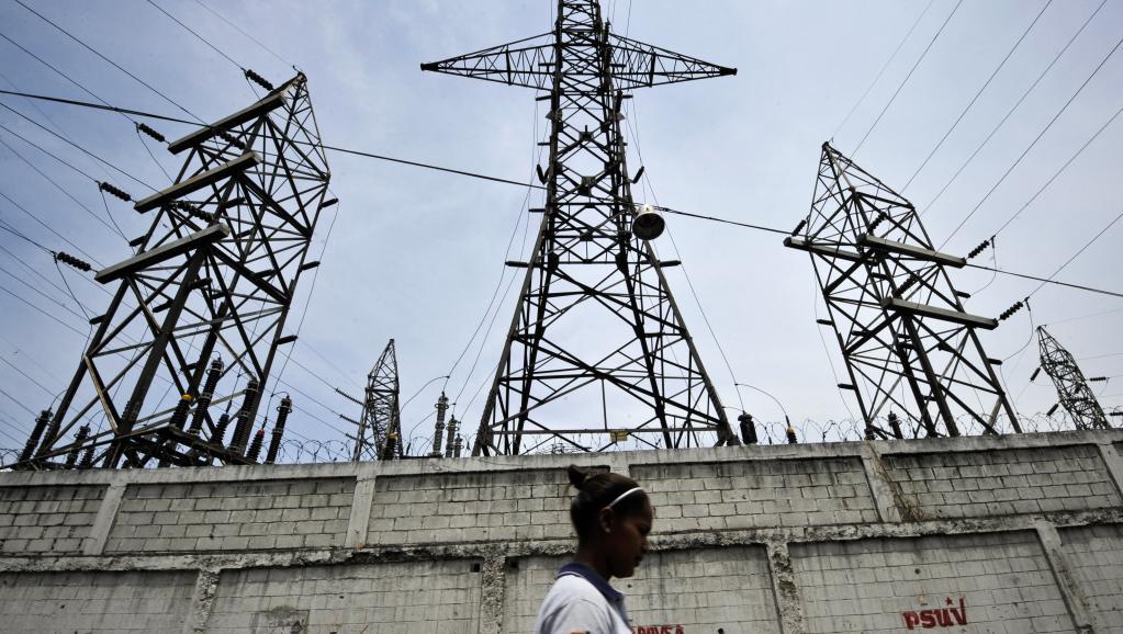 La fragilité du système vénézuélien en matière d'électricité n'est pas un problème nouveau. Photo: Caracas. AFP Photo / Leo RAMIREZ