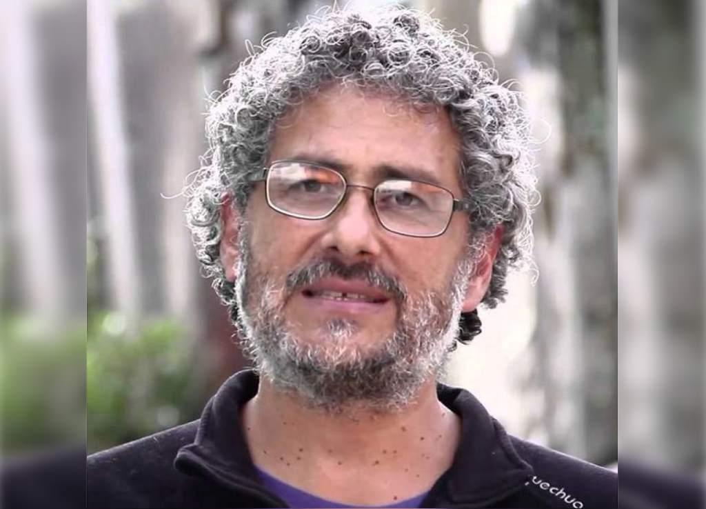 Gustavo Castro: El escenario del crimen de Berta fue modificado