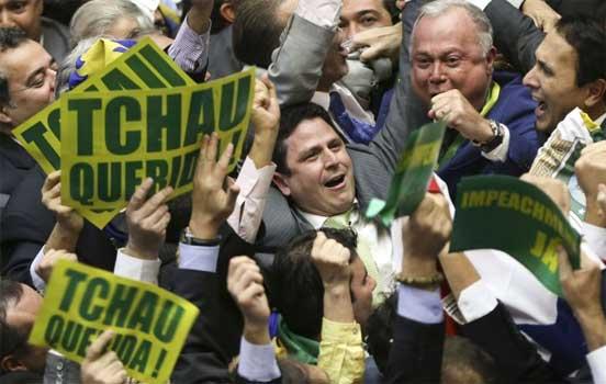 La nouvelle droite au Brésil