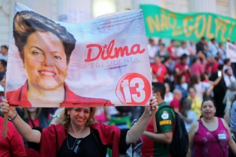 Le gentil Obama et le coup d'Etat en marche au Brésil
