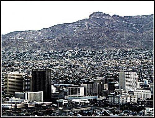 La ville de Ciudad Juarez, au Mexique, compte plus d'1,3 millions d'habitants.