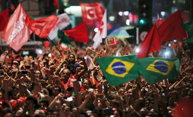 Brésil : une situation compliquée pour la gauche radicale