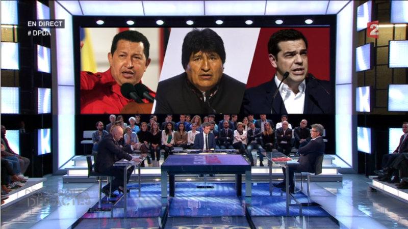 Pétition Bolivie – Diffusion de fausses nouvelles sur France 2 : limogeage de François Lenglet