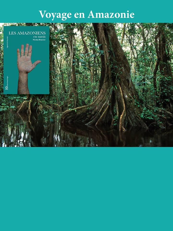 Débat-projection sur l'Amazonie le 9 juin à 19h