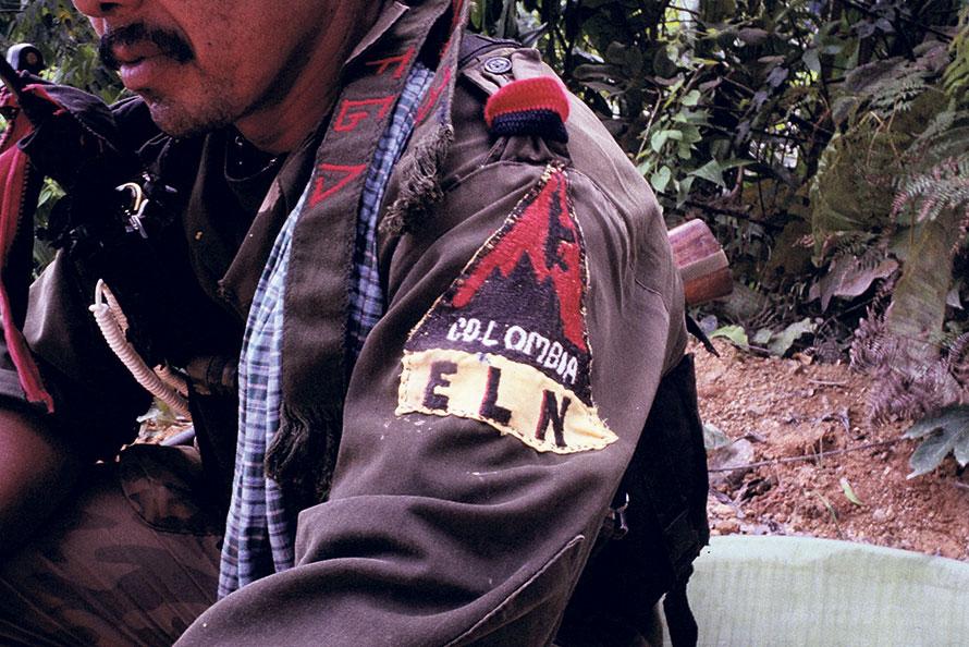 Dans le sud de l'Etat de Bolívar, 2002