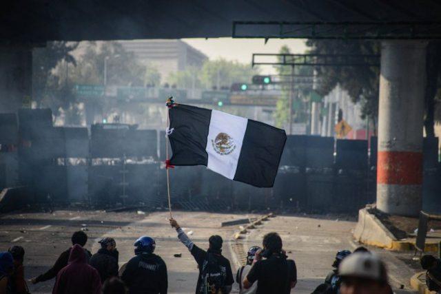 Révolte populaire et répression au Mexique