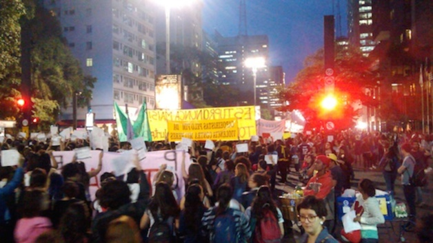 Brésil : quand les femmes font face à la violence