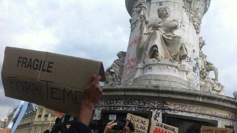 Pétition pour soutenir les mouvements sociaux populaires brésiliens et dire non au Coup d'État