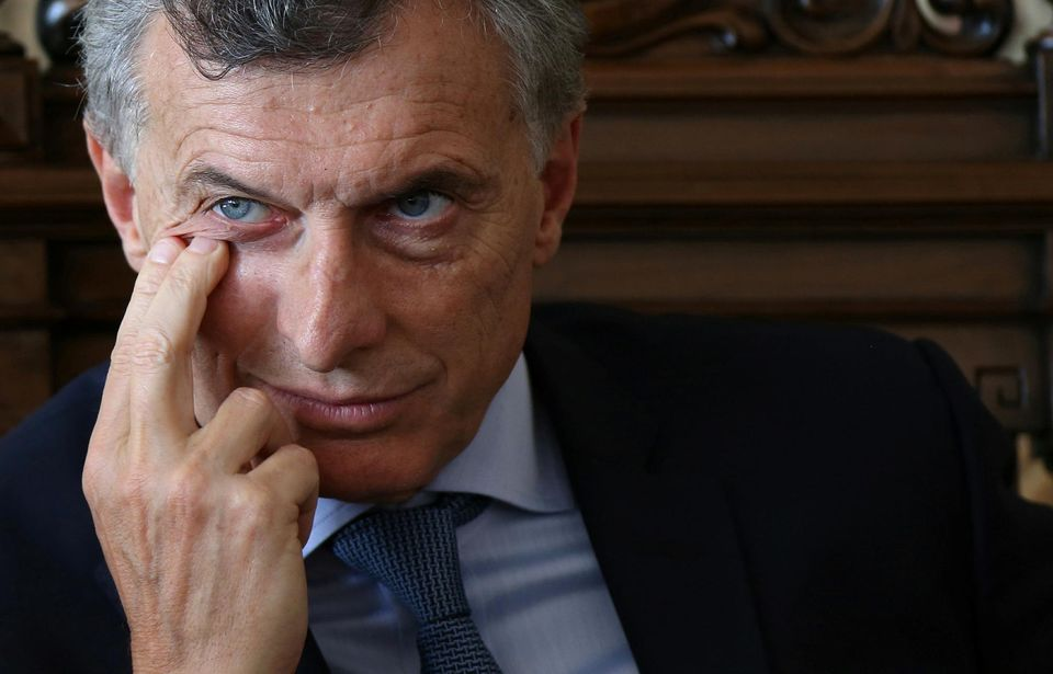 Immigration : en Argentine, Mauricio Macri sur les traces de Trump