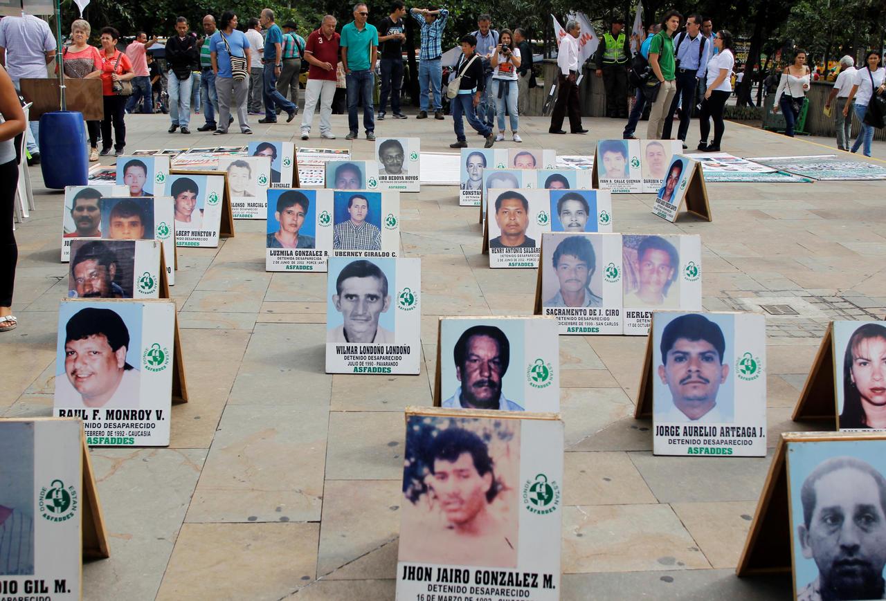 Colombie. Les disparitions forcées: un drame national en jachère