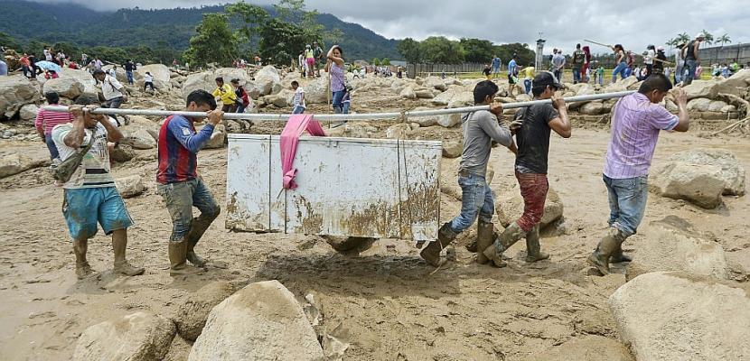 URGENCE COLOMBIE: SOLIDARITE AVEC LE PEUPLE DE MOCOA
