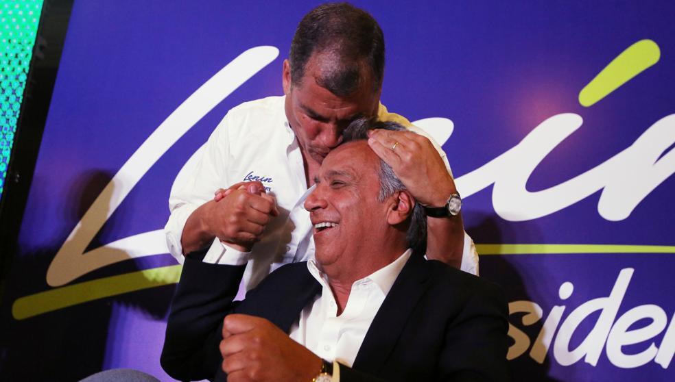 Équateur: victoire de Lenin Moreno à l'élection présidentielle. En français et en espagnol, quelques points de vue contrastés.