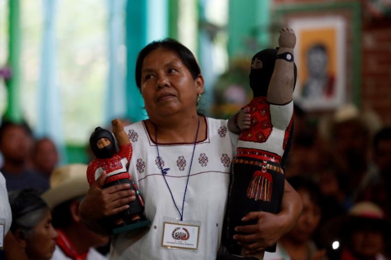 Mexique : une Indienne candidate à la présidence