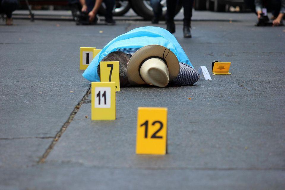 Au Mexique, «être journaliste est une condamnation à mort»